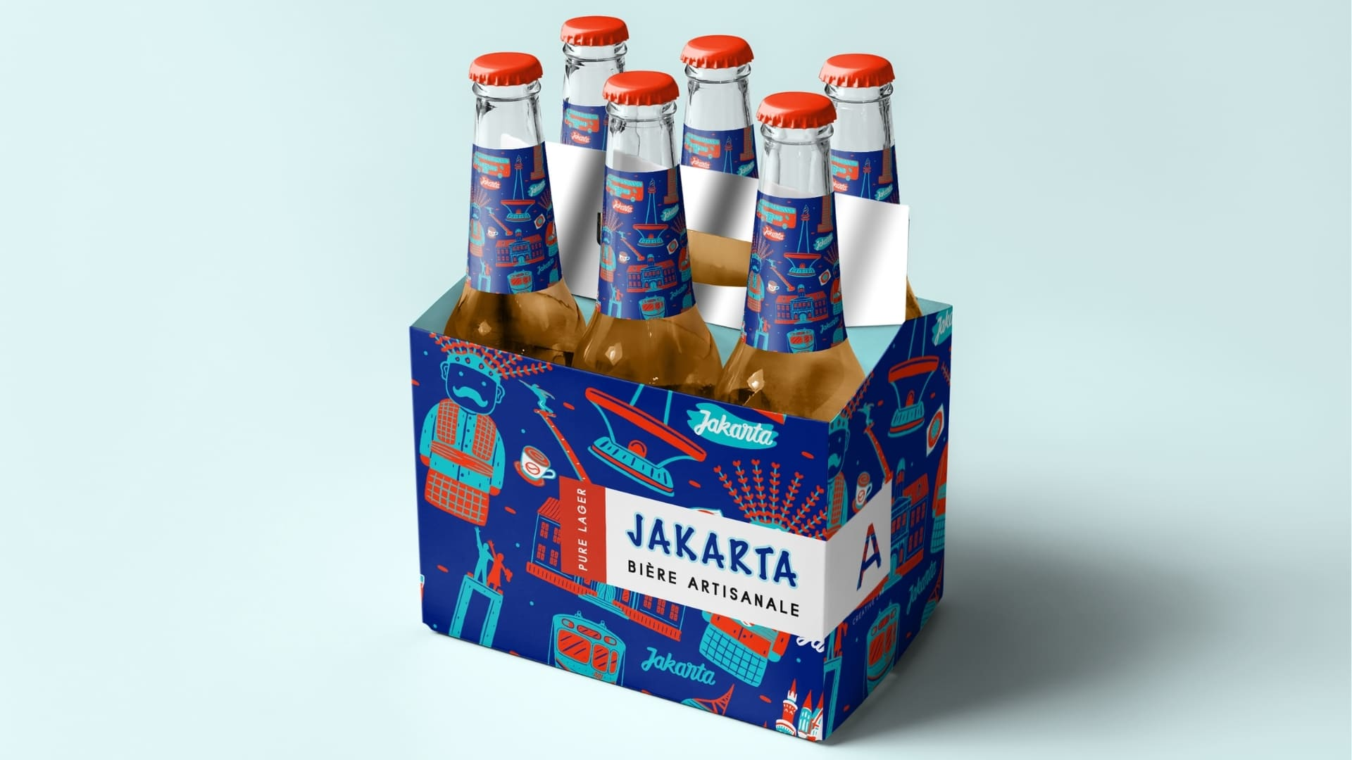 Jakarta beer
